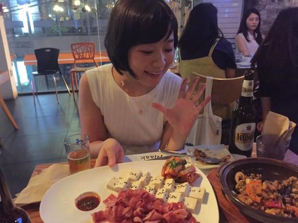 韓国最大のマッコリバー・韓国料理『Chez Maak(シェマッ)』
