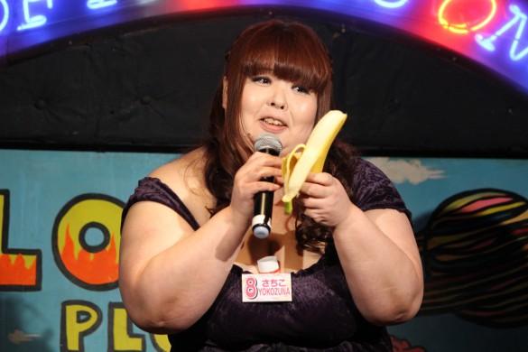 「デブかわNIGHT Vol.10」潜入レポート AV女優のさちこYOKOZUNA!