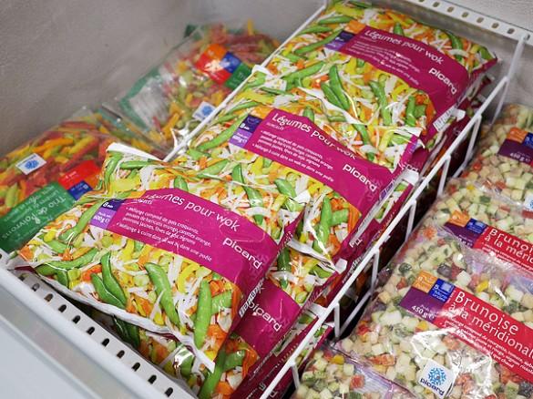 ピカール冷凍野菜