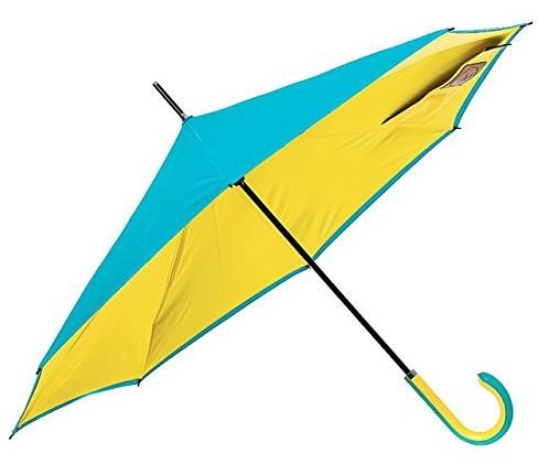 濡れない傘
