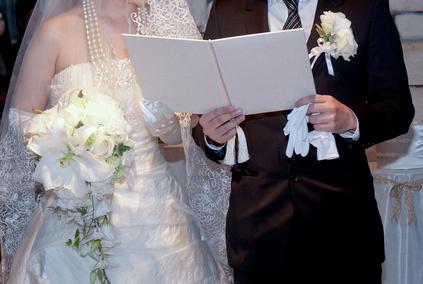 結婚式披露宴両親への手紙