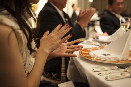結婚式披露宴招待客