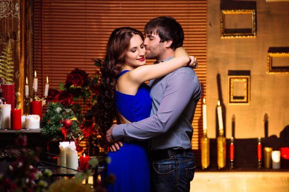 ロマンチッククリスマスデート
