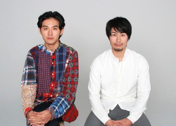 松田龍平さんと戸次重幸さん