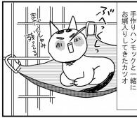 猫マッチョ