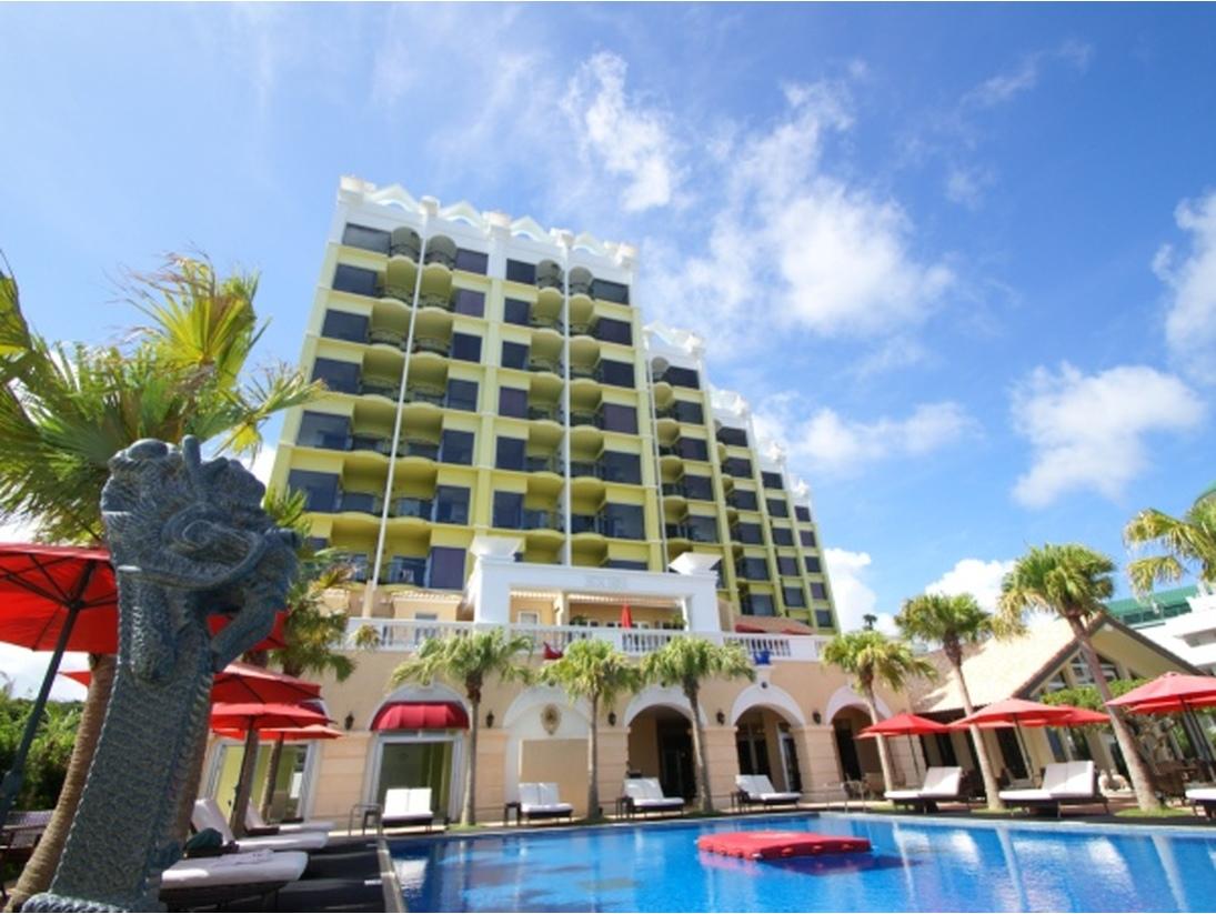 Okinawa Spa Resort EXES 沖縄スパリゾート エグゼス
