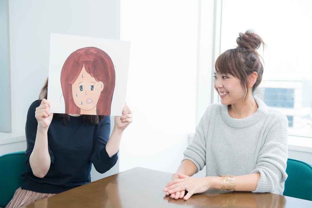 こだまさん(左)と山本ゆりさん