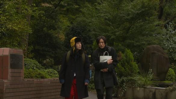 又吉直樹と吉祥寺の街を歩く勲男