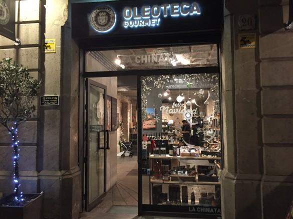 LA CHINATAバルセロナ店