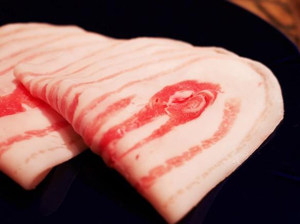 梅山豚(メイシャントン)脂身バラ肉