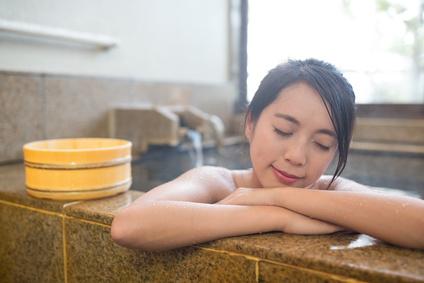 入浴と睡眠