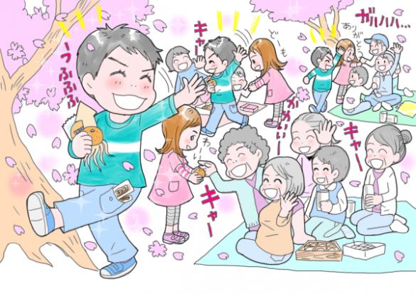 吉田家のアイドル