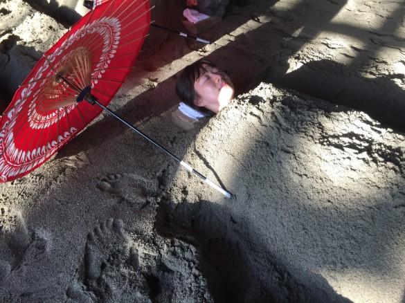 砂むし温泉4