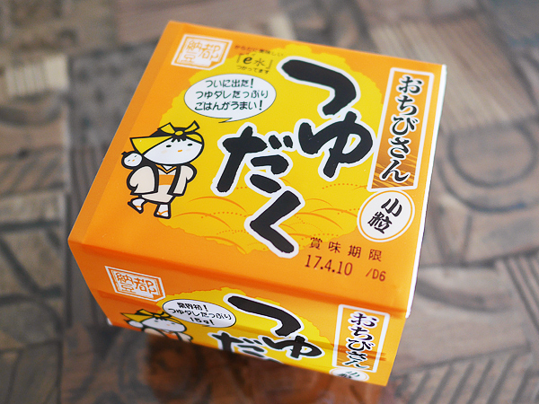 おちびさん つゆだく(小杉食品)1