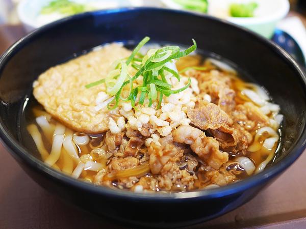 すき家『ロカボ牛麺』1