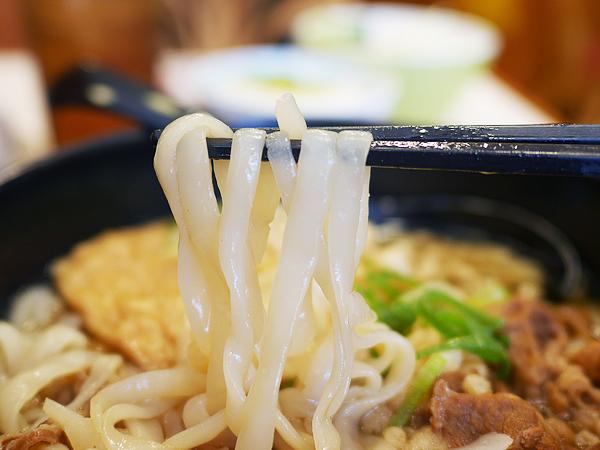 すき家『ロカボ牛麺』2