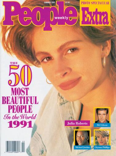 ジュリア・ロバーツ1991年
