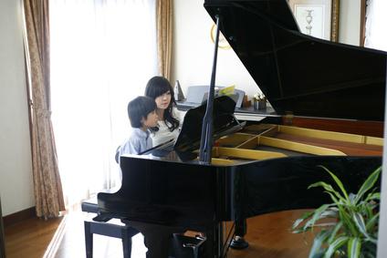 子供ピアノ