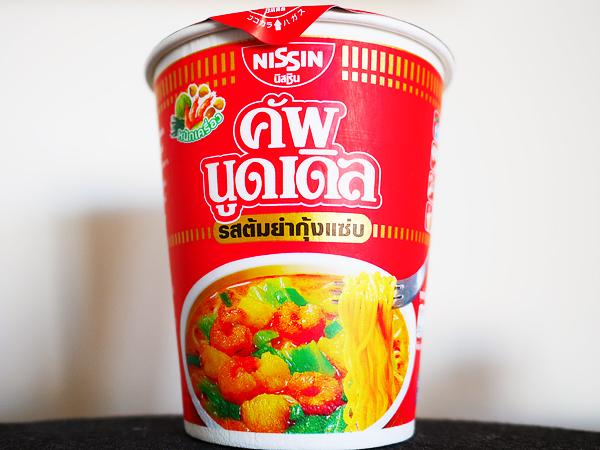 タイ日清 カップヌードル トムヤンクン味1