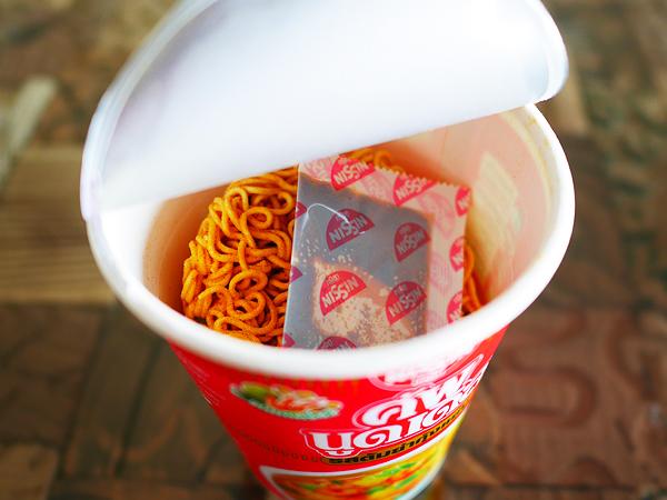 タイ日清 カップヌードル トムヤンクン味2