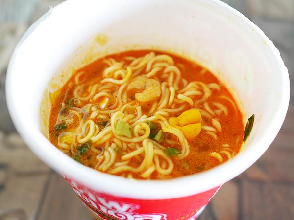 タイ日清 カップヌードル トムヤンクン味3