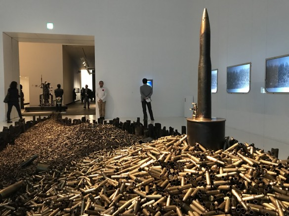 榎忠×大洲大作展示室「ヴンダーカンマー」(撮影:和久井香菜子)