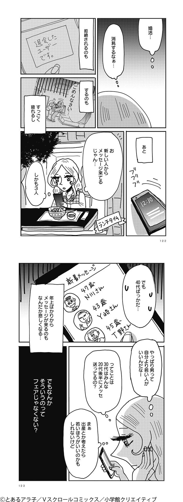 美人婚活漫画7