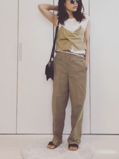 yumi_mamaのコーデ