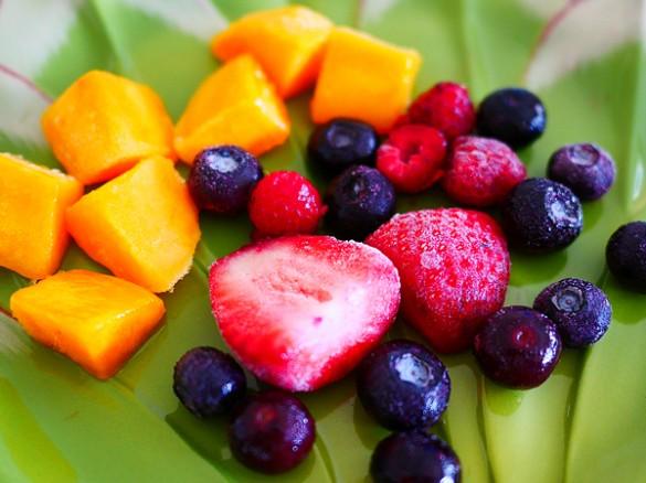 冷凍フルーツ1