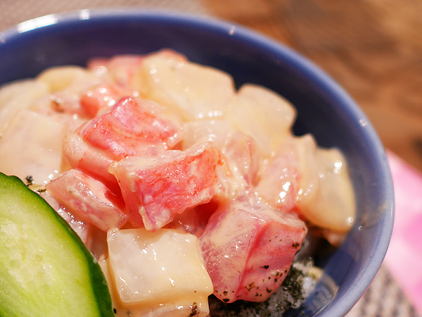 ビューティー海鮮丼
