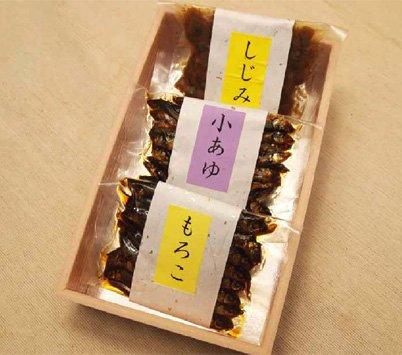 滋賀県「小鮎の佃煮」