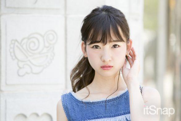 ママ、サロンモデル・東優サン(156cm)