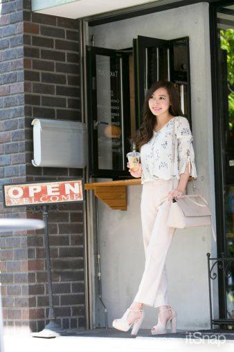モデル・白井ゆかりサン(161cm)