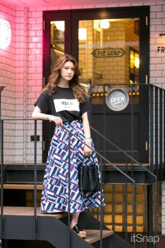 関西外語大学・二見和穂サン(165cm)