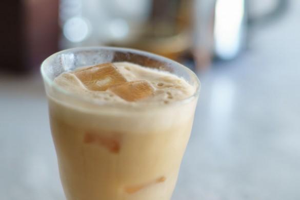 アイスバターコーヒー