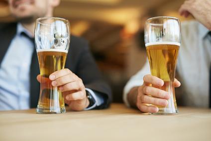 男同士の飲み