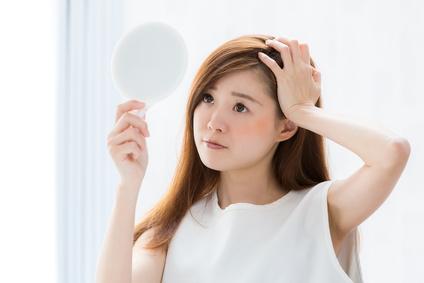 つややかな肌・髪はたんぱく質なしでは作られない