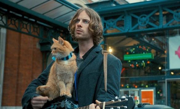 『ボブという名の猫 幸せのハイタッチ』より