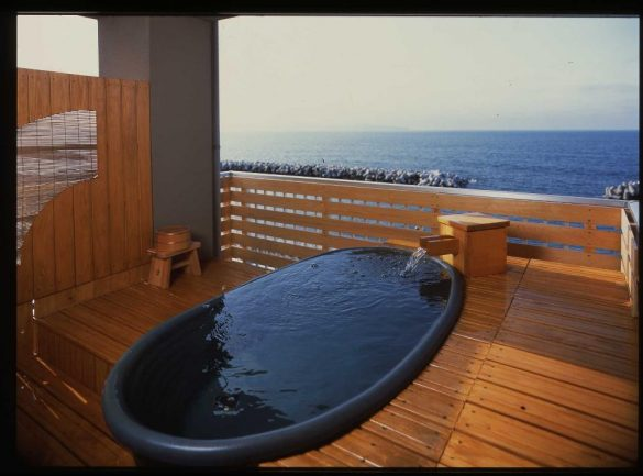 8畳露天風呂付き客室