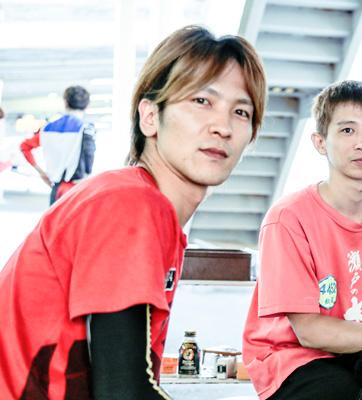 海野康志郎選手