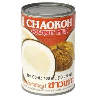 チャオコー ココナッツミルク 缶 400ml(198円)