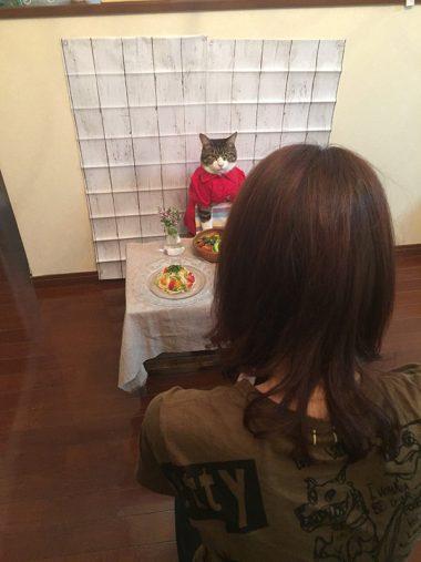 マロくんと飼い主の松井さん