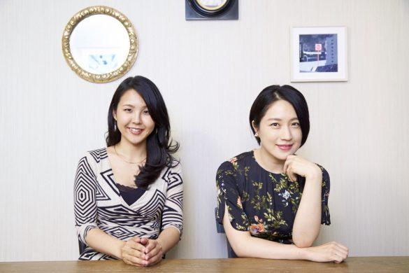 左から、おおしまりえさん、犬山紙子さん