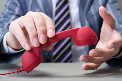 やっかいな電話