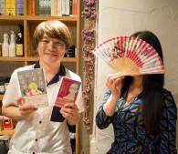桃山商事の代表・清田隆之さんとアルテイシアさん