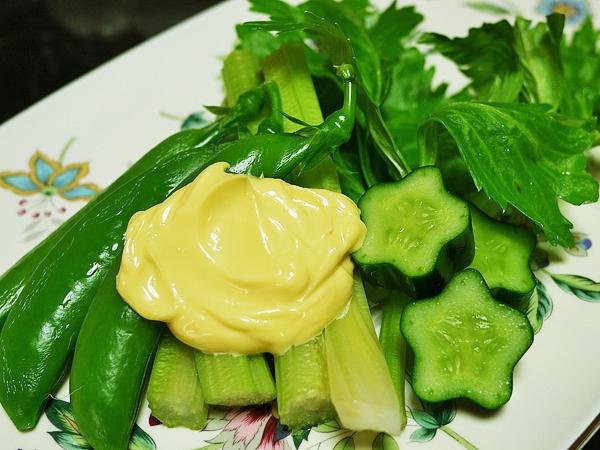 ベジファースト・緑黄色野菜