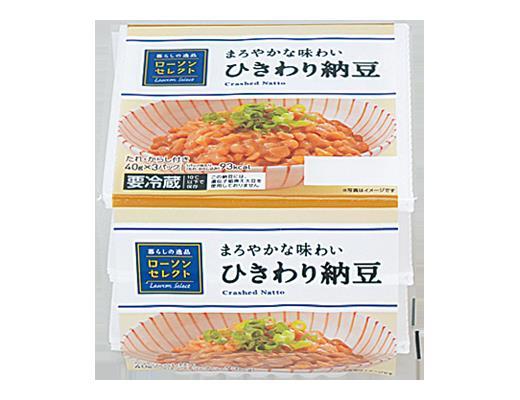 ひきわり納豆(ローソン)