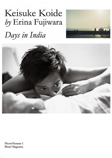 『Days in India』(Bbmfマガジン)