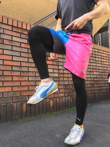 ヒールで歩くと、太ももの前側の筋肉が発達しやすい