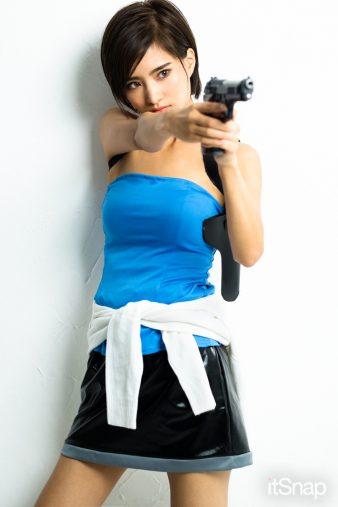 林まきサン・モデル(164cm)